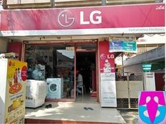 RadhaKrishna Electronics Lg Brand Showroom