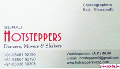 HOTSTEPPERS DANCE TROUPE