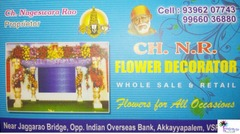 CH.N.R.Flower Decorator