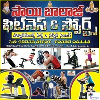 Sai Balaji Fitness & Sports  (Equipments Sales & Service Center )