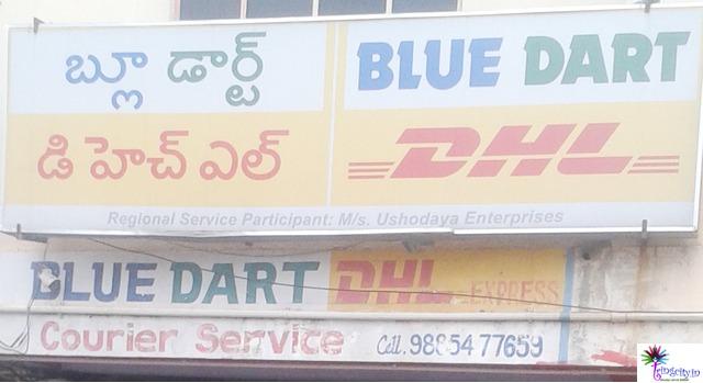 Eluru | Andhra Pradesh | India | Courier Services | tringcity in