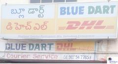 Blue Dart & Dhl
