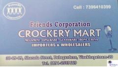 Crockery Mart