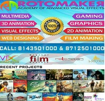 Roto Maker Academy Of Advanced Visual Effects