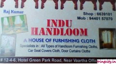 Indu Handloom