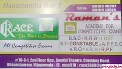 Race Raman's Academy For Competitive Exams