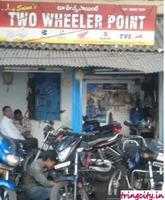 Srinu's Two Wheeler Point
