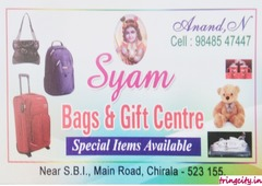 Syam Bags and Gift Centre
