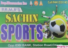 P.R.M.R'S Sachin Sports