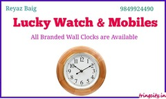 Lucky Watch and Mobiles