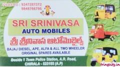 Sri Srinivasa Auto Mobiles