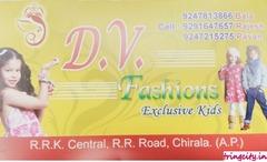 D.V.Fashions