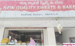 New Quality Sweets and Bakery