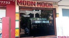 Moon & Moon Hair Beauty Saloon ( A/C )