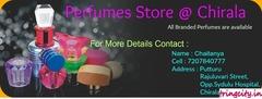 Perfumes Store Chirala