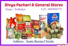 Divya Pachari & General Stores