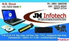 JM Infotech (All Type Off laptop Spare Parts )