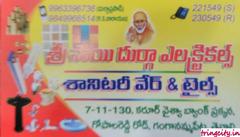 Sri Sai Durga Electricals