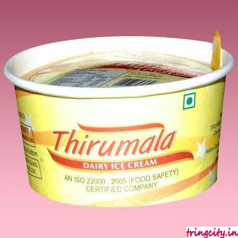 Rishi Ice Cream Parlour & Juice Point ( Tirumala Products )