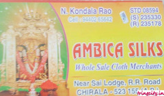 Ambica Silks