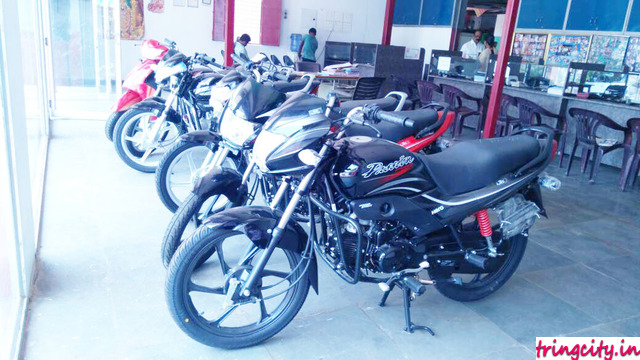 Sri JVC Motors (Hero Honda & Honda Sales & Services )