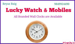 Lucky Watch & Mobiles