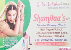 Shamitaa's A/C Herbal Beauty Parlour