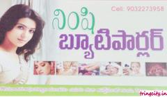 Nimshi Beauty Parlour