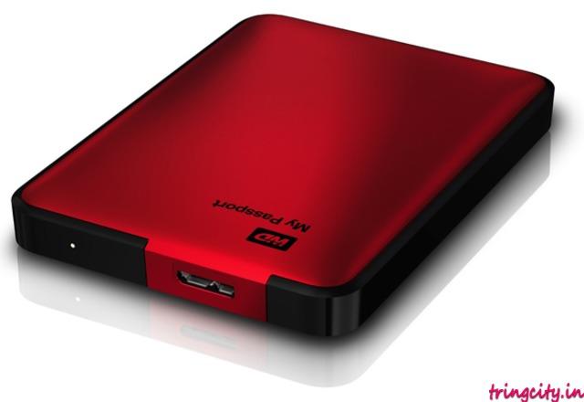 Retrieve data from usb hard drive