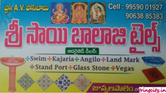 Sri Sai Balaji Tiles