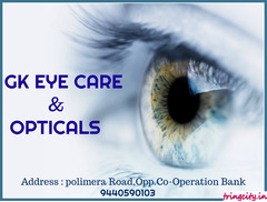 G.K.Eye Care & Opticals