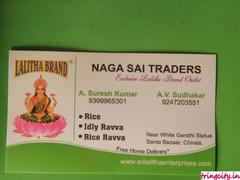 Naga Sai Traders
