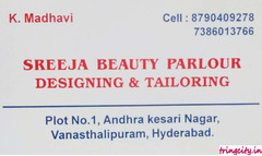 Sreeja Beauty Parlour