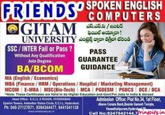 Friend's Spoken English & Computers