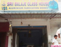 Sri Balaje Glass House ( Aluminium Fabrication Work )