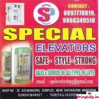Special Elevators