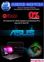 Laptops & Desktops Available in 0% interest through Bajaj Finance