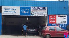R.K.Motors ( Multi Brand Car Work Shop )
