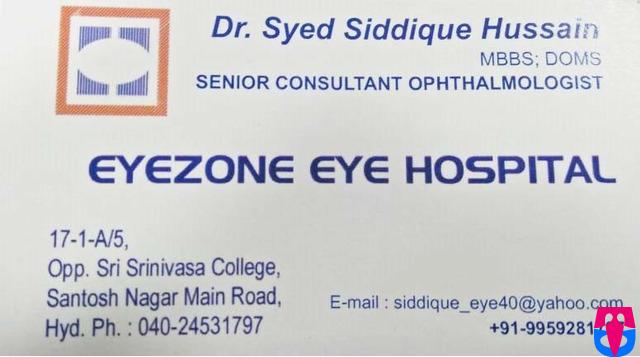 Eye Zone Eye Hospital