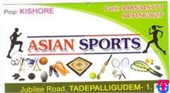 Asain Sports