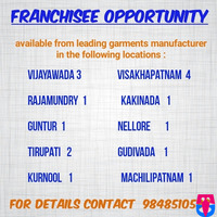 Franchisee opportunity