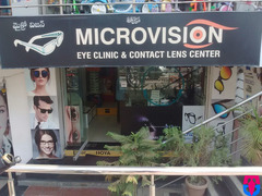 Microvision ( Eye Clinic & Contact Lens Centre )