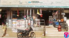 Kiran Steel Palace