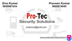 Pro-Tec security Solutions