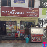 SVS The Cake Corner And Fast Food Center
