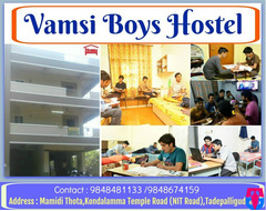 Vamsi Boys Hostel