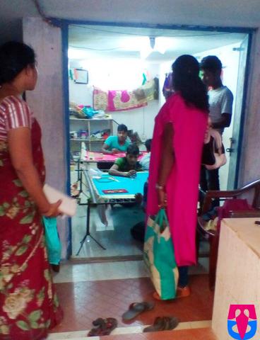 Kolkotta Family Maggam Works