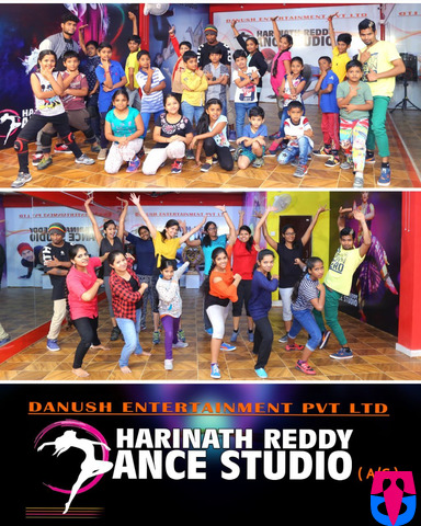 HARINATH REDDY DANCE STUDIO (A/C)