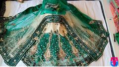 Look@Me fashion's  dress meterials and Lehangs