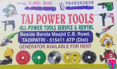 Taj Power Tools